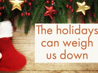 holiday health advice